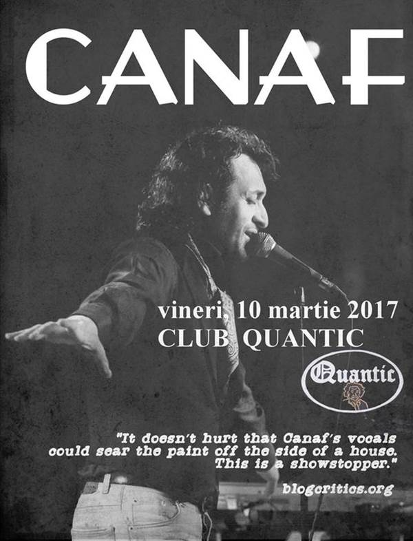 Canaf la Quantic Club