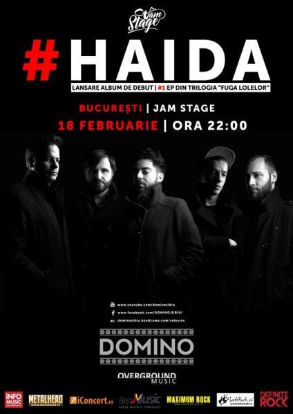 Poster eveniment Domino