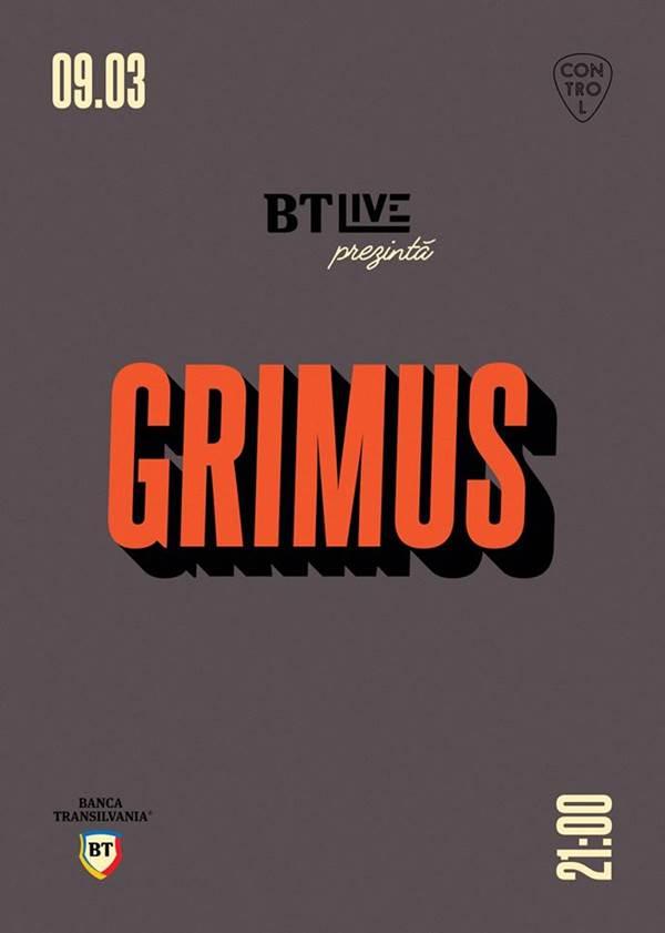 Grimus la Club Control