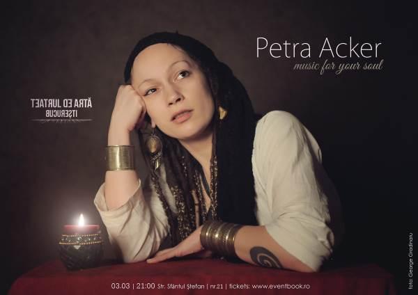 Petra Acker la Teatrul de Artă