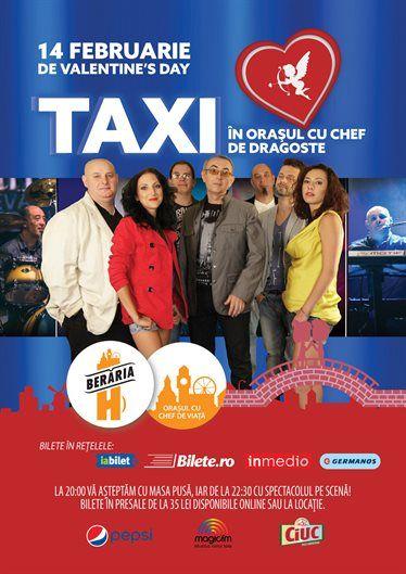 Taxi la Berăria H