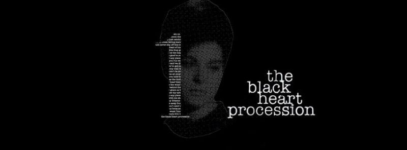 Poster eveniment The Black Heart Procession