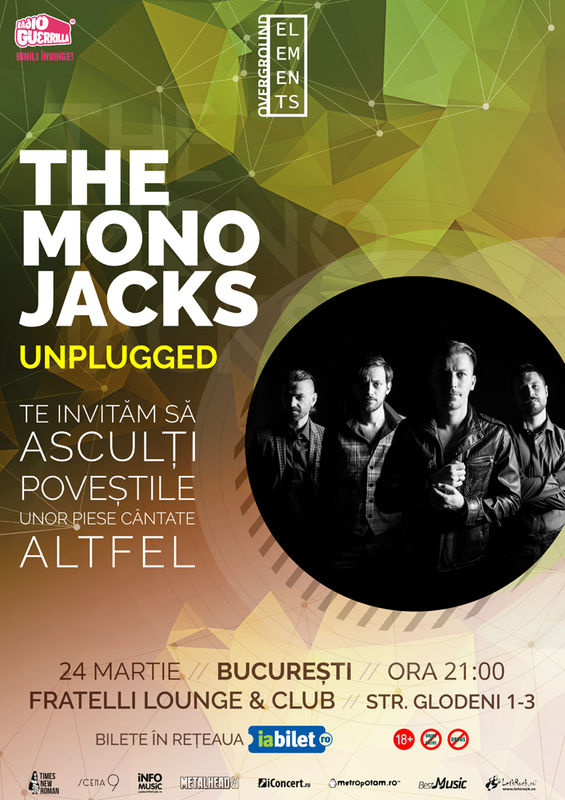 The Mono Jacks la Fratelli Studios