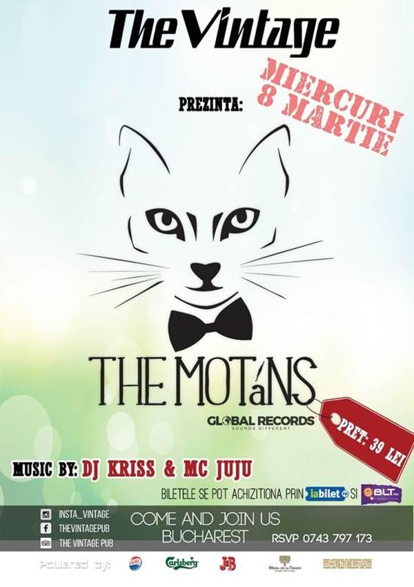 The Motans la Vintage Pub