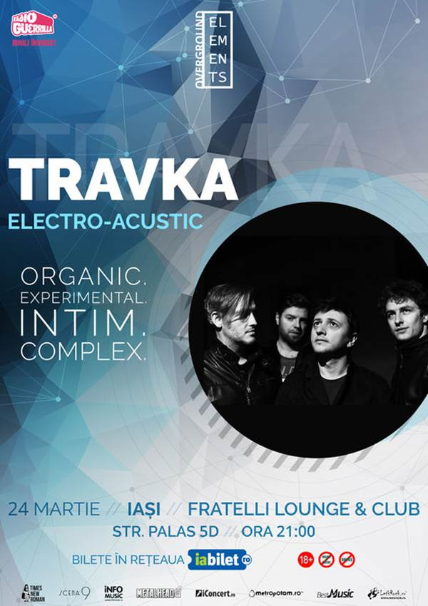 Travka la Fratelli Lounge & Club Iași