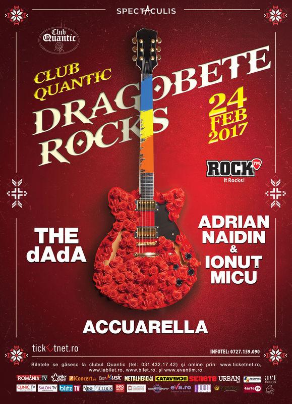 Dragobete Rocks la Quantic Club