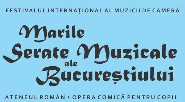 Marile Serate Muzicale la Ateneul Român