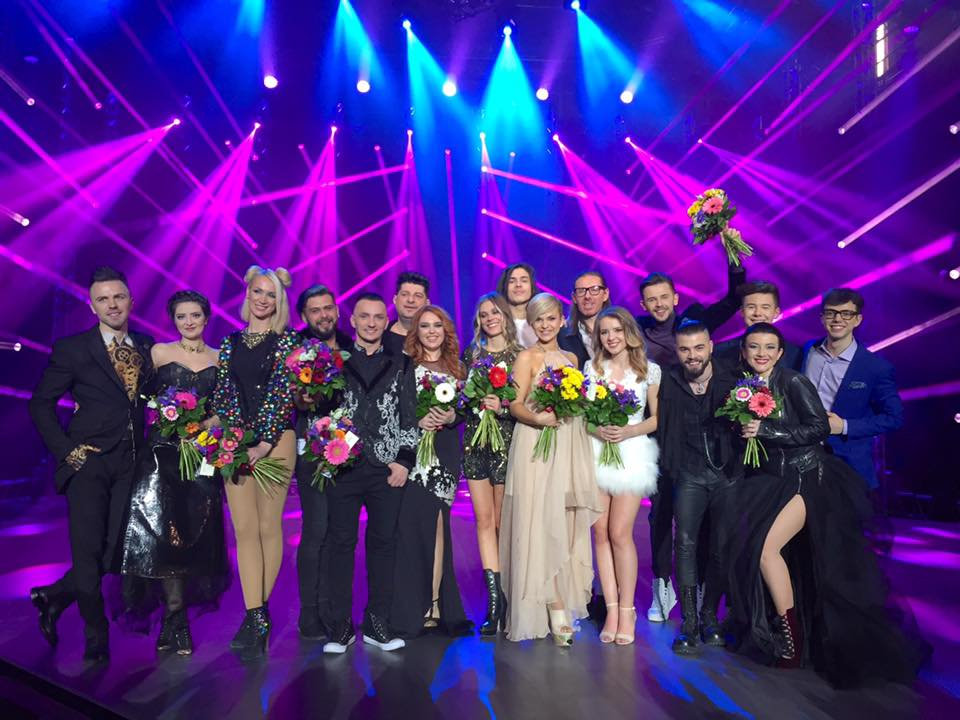 Finaliștii Eurovision Romania 2017