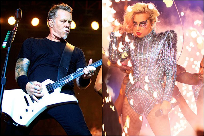 Metallica / Lady Gaga