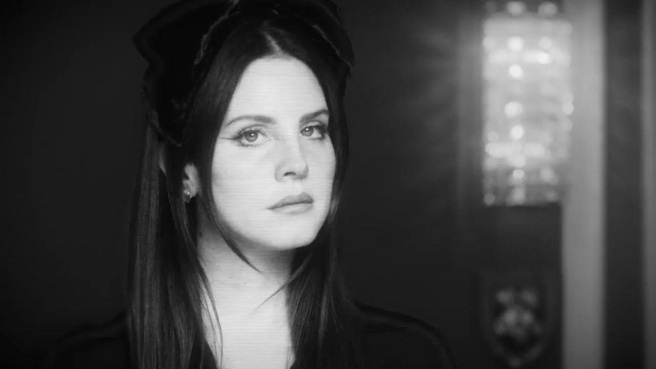 Lana Del Rey teaser Lust For Life