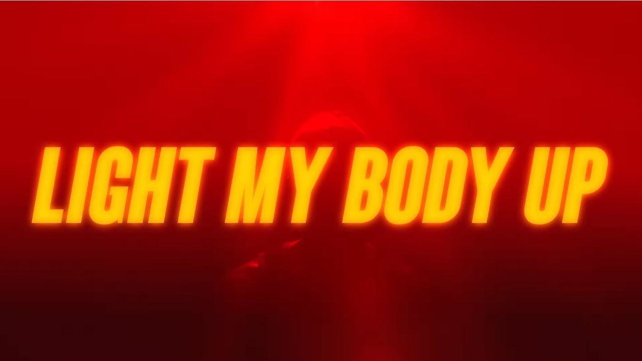 Single David Guetta Nicki Minaj Lil Wayne Light My Body Up