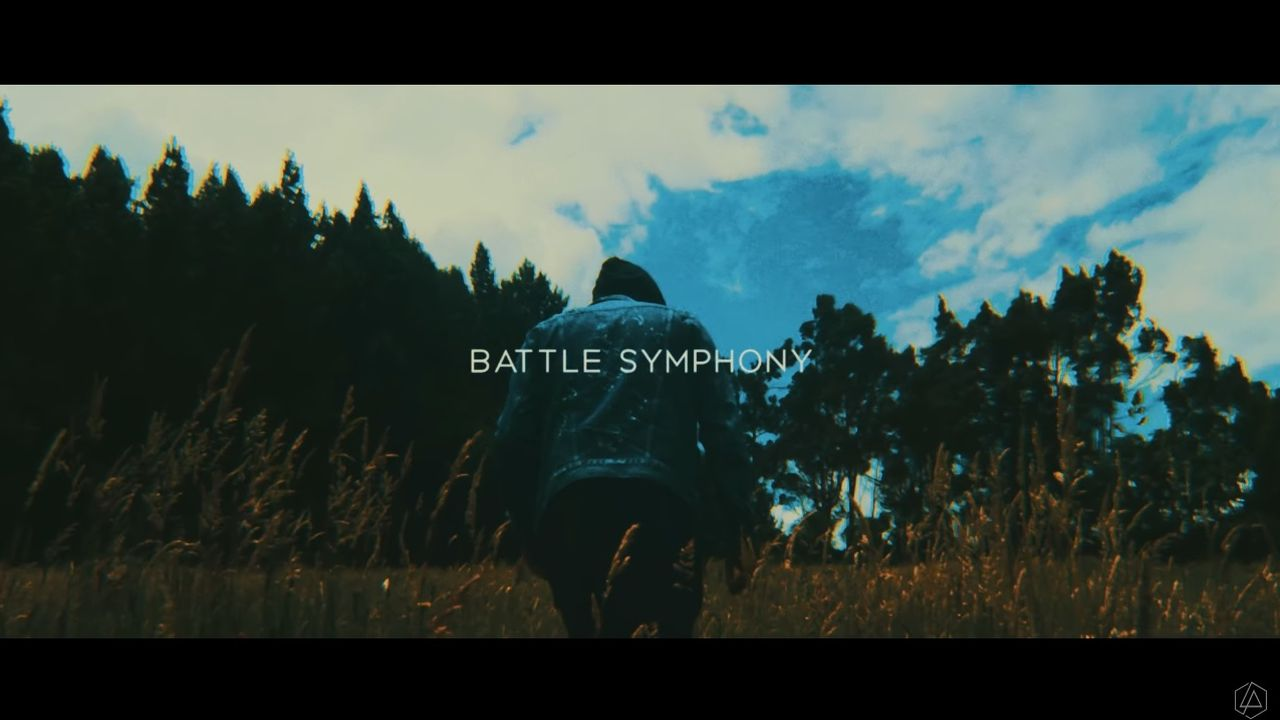 Single Linkin Park Battle Symphony