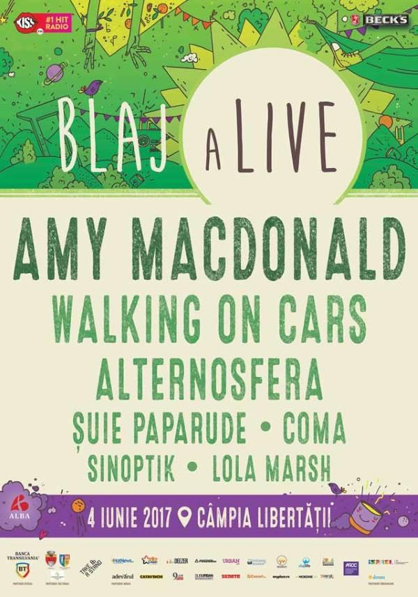 Blaj aLive Festival 2017