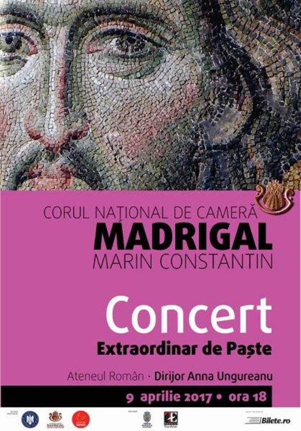 Concert Extraordinar de Paște
