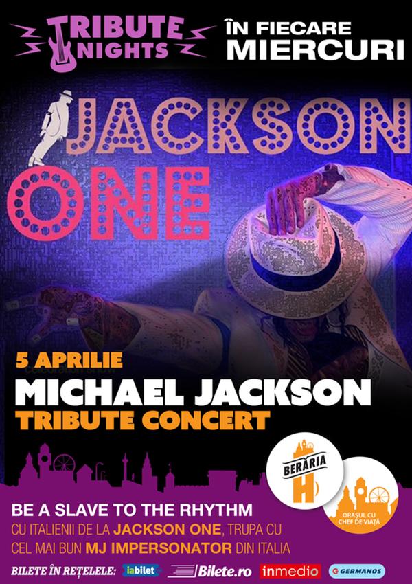 Michael Jackson Tribute la Berăria H