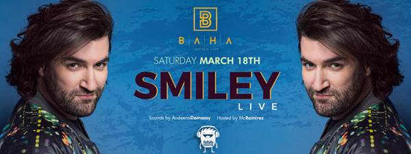 Smiley la Baha Lounge & Club