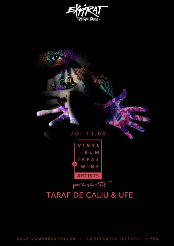 Taraf de Caliu & UFe la Expirat Club