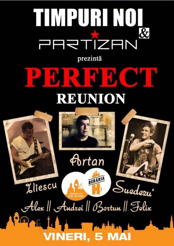 Timpuri Noi & Partizan la Berăria H
