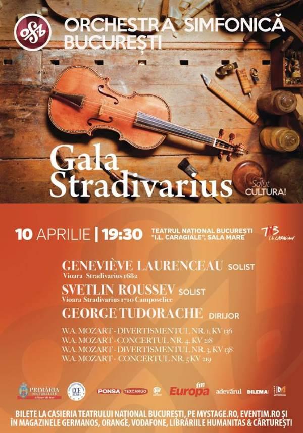 Gala Stradivarius