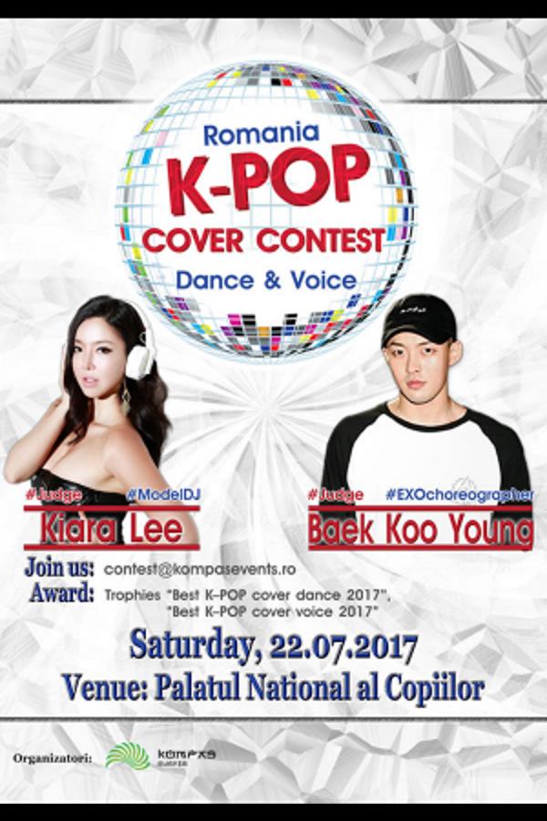 România K-POP Cover Contest 2017 la Palatul Național al Copiilor