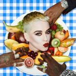 "Katy Perry (artwork ""Bon Appétit"")"