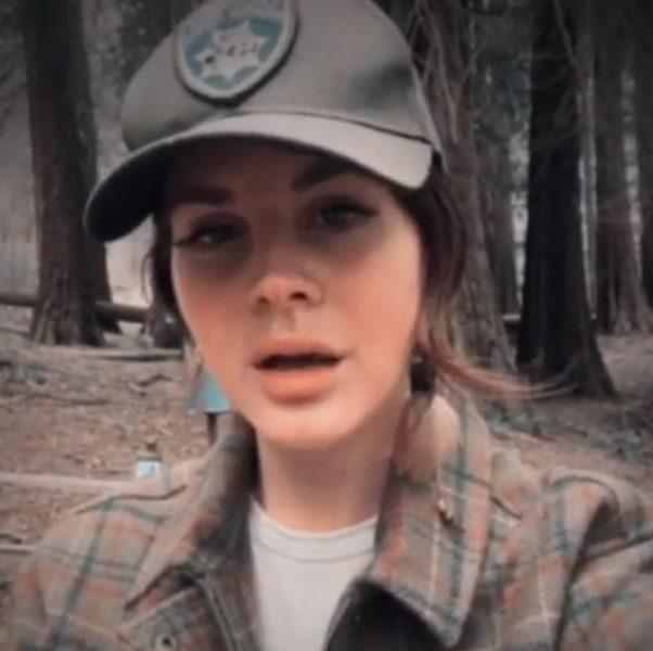 Lana Del Rey melodie teaser Instagram