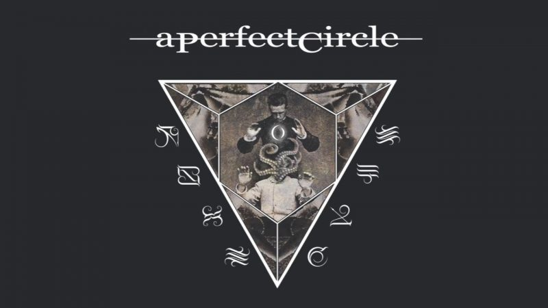 Melodie noua A Perfect Circle Feathers