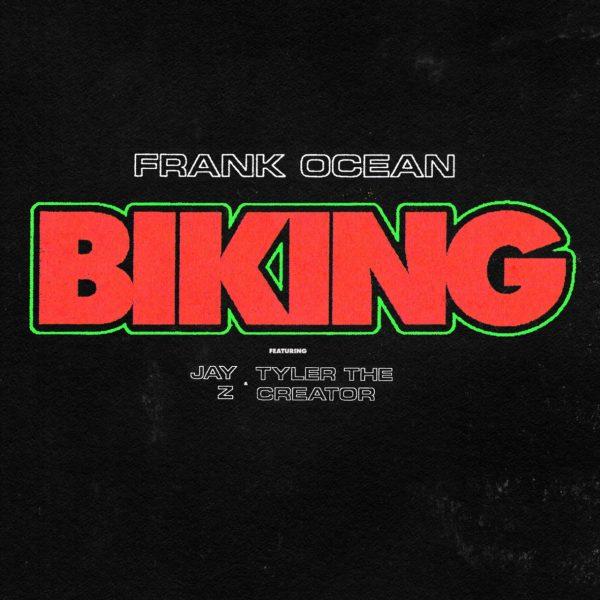 Single Frank Ocean Tyler the Creator Jay Z Biking