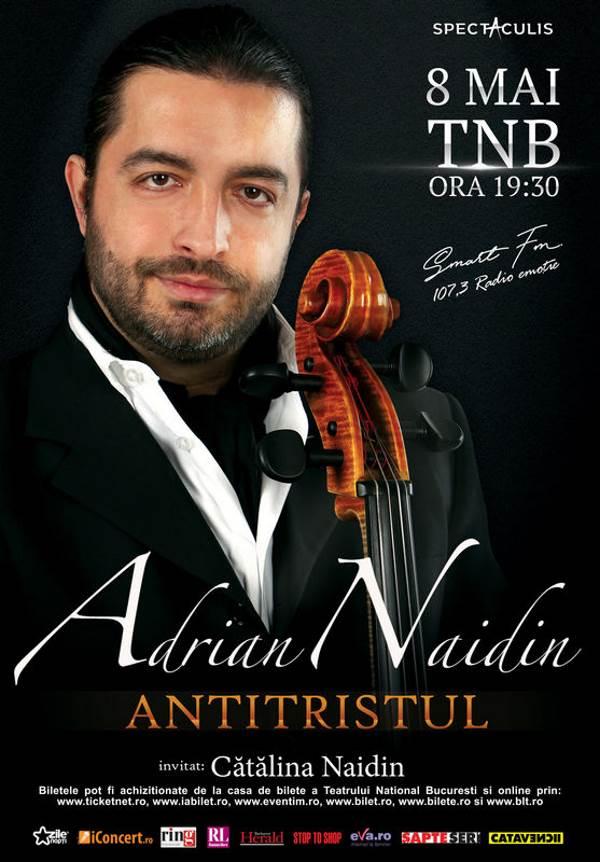 """Adrian Naidin - """"Antitristul"""""""