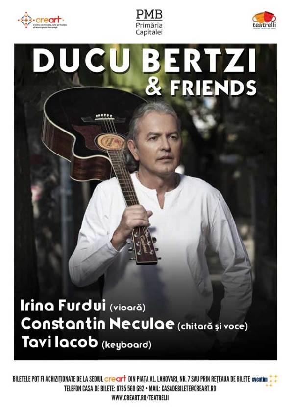Ducu Bertzi la teatrelli - theatre, music & more