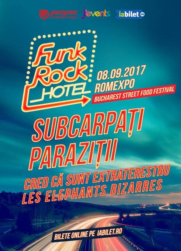 Funk Rock Hotel la Romexpo
