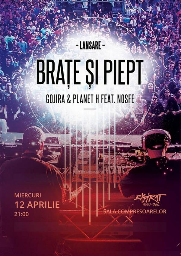 Gojira & Planet H feat Nosfe la Expirat Club
