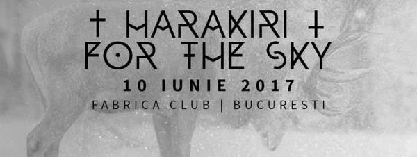 Harakiri for the Sky la Fabrica