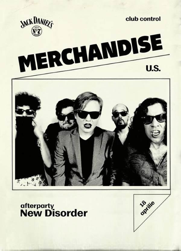 Merchandise la Club Control