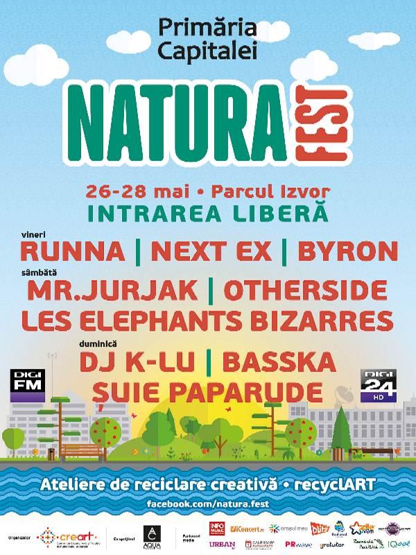 Natura Fest 2017 la Parcul Izvor