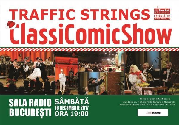 Traffic Strings la Sala Radio