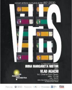VHS la Cinema Florin Piersic