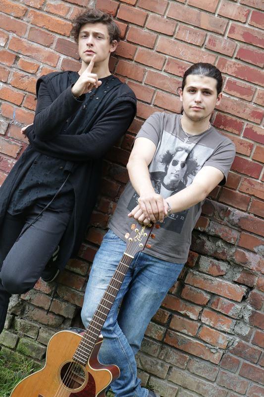 Alex Mușat și Sebastian Seredinschi