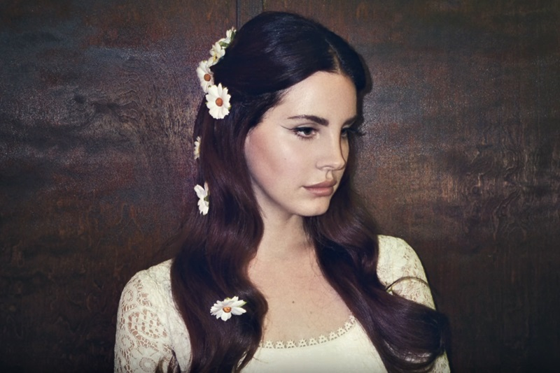 Lana Del Rey (artwork Coachella - Woodstock In My Mind)
