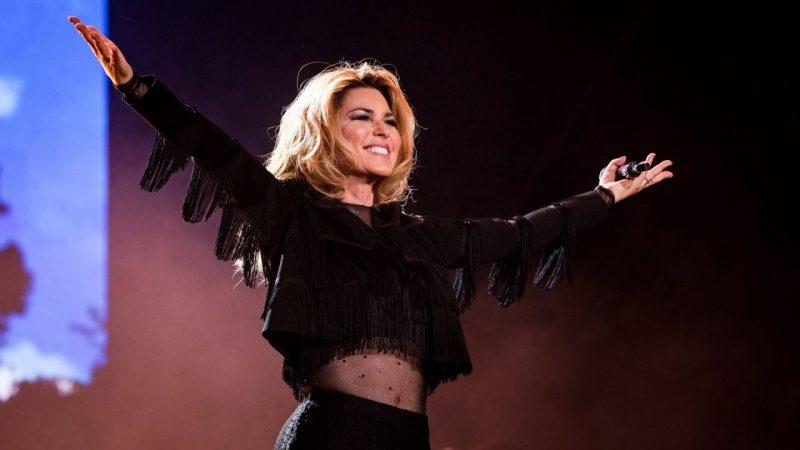 Shania Twain Stagecoach Festival 2017