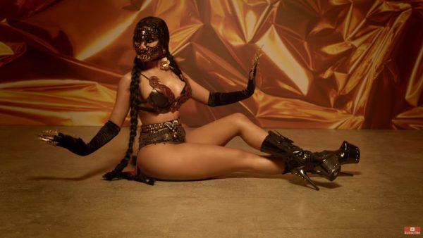 Videoclip oficicial David Guetta Nicki Minaj Lil Wayne Light My Body Up