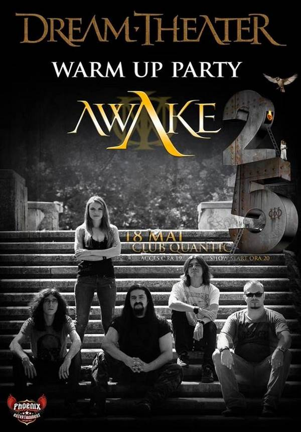 Awake la Quantic Club