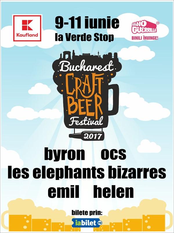 Bucharest Craft Beer Festival 2017 la Verde Stop