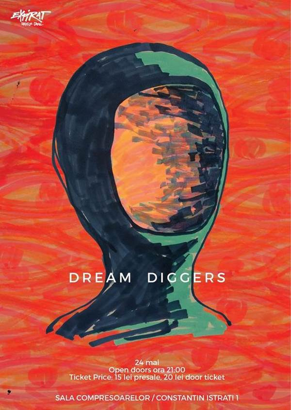 Dream Diggers la Expirat Club