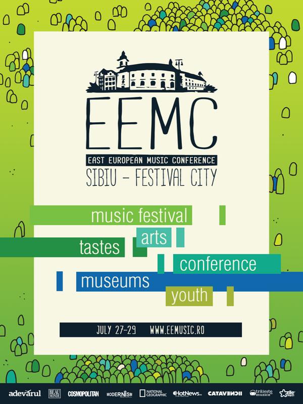 East European Music Conference la Sala Thalia