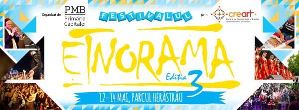 ETNORAMA 2017 la Parcul Herăstrău