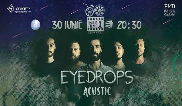 Eyedrops la Grădina cu filme