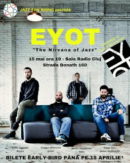 EYOT la Sala Radio din Cluj Napoca