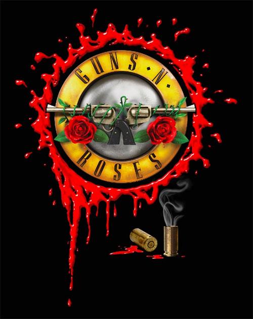 Guns N' Roses la Ernst Happel Stadion
