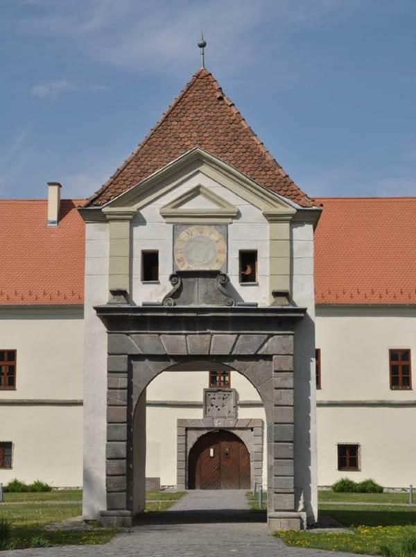 Cetatea Mikó (Miercurea Ciuc) din Miercurea Ciuc